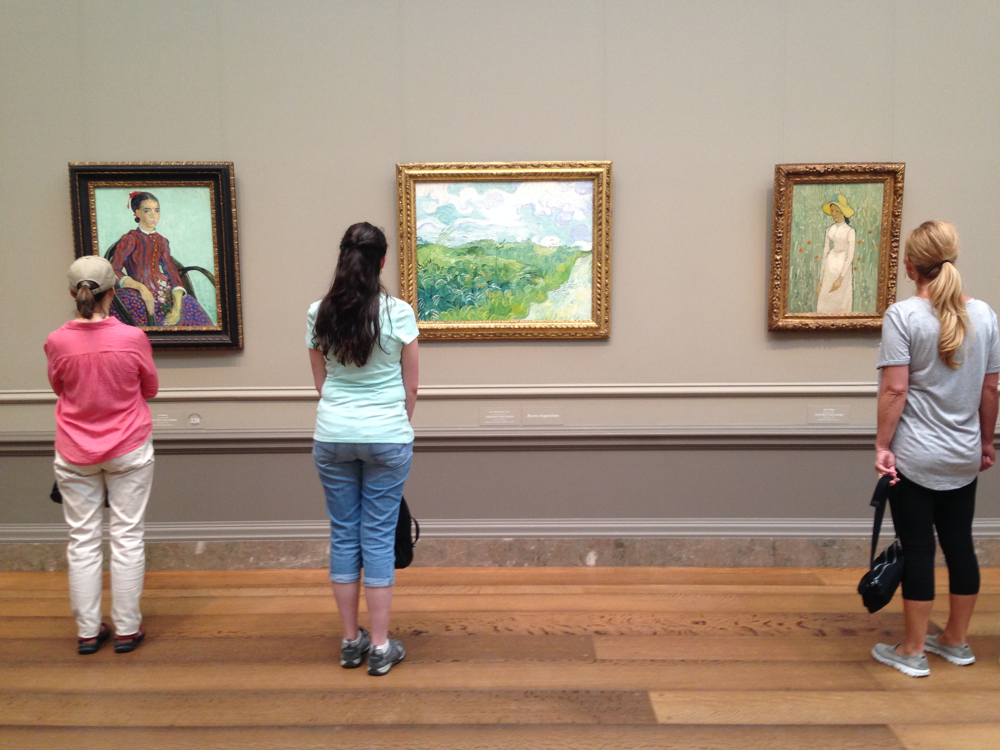 Arts participation or everyday participation? Looking at art in the Smithsonian